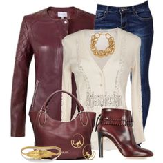 MARSALA by arjanadesign on Polyvore