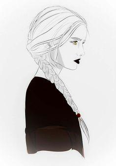 Manon Blackbeak.