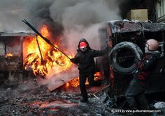 Manifestations Kiev