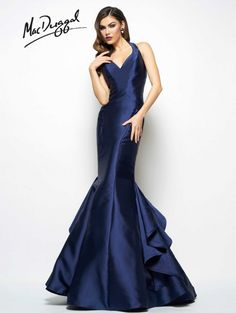 Click to head to ThePageantPlanet.com to see this and other pageant and prom evening gown ideas. Pageant Dresses MERMAID V-Neck Natural Mikado long Green,Navy Blue