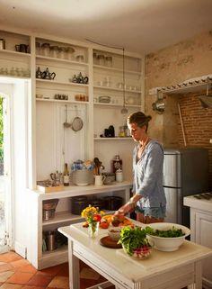 Antic&Chic. Decoración Vintage y Eco Chic: [Lugares con alma] Una casa de campo donde desconectar