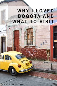 What we loved about beautiful Bogota and what to visit there. My travel tips for South America. www.ejnets.com #traveltips #travelblog #travelblogger #bogota #colombia #visitbogota #visitcolombia #southamerica #tipsfortravel