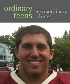 Ordinary Teen   Extraordinary Things  Chad P.