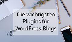 die wichtigsten Plugins für Wordpress Blogs - BLOGST Wordpress Blogs, Blog Design, Advertising