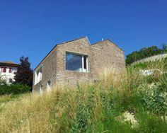 bunq architectes construct NCIS as a detached house, valeyres-sous-rances, switzerland