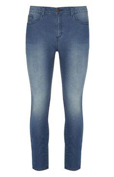 Light Wash Denim Super Skinny Jean