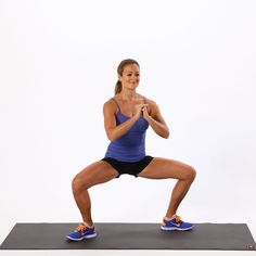 Short Lower-Body Workout | POPSUGAR Fitness