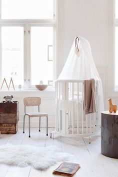 Babykamer - leuk bedje