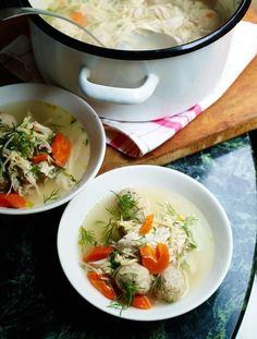 Jewish penicillin | Jamie Oliver | Food | Jamie Oliver (UK) Made Nov 2014, used ...