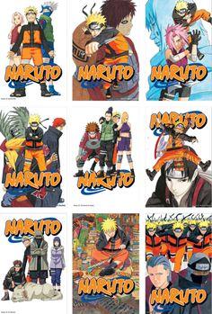 Naruto - Mangá
