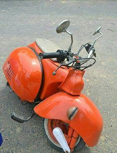 Concept Motorcycles, Custom Motorcycles, Custom Bikes, Scooter Wheels, Scooter Bike, Motor Scooters, Vespa Scooters, Sidecar, Custom Mini Bike