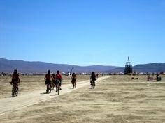 Burning Man, Black Rock City