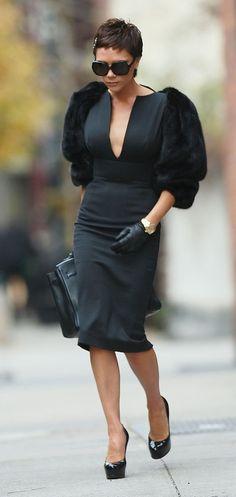 Victoria Beckham, chic