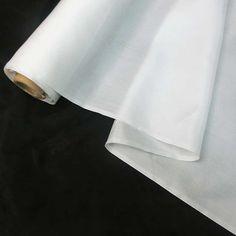 Off White Pure Silk voering stof Habutai / Habotai door 0.5 /