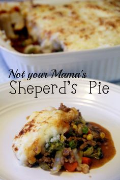 Not Your Mamas Sheperds Pie on MyRecipeMagic.com