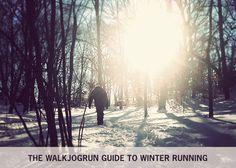 WalkJogRun guide to winter running -- Winter Running, Stay Fit, Seasons, Outdoor, Outdoors, Keep Fit, Seasons Of The Year, Outdoor Games, The Great Outdoors
