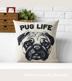 Home & Garden 2018 Lunar New Year Zodiac Dog Cushion Cover Chinese Spring Festival Fortune Luck Dogs Cushion Covers Linen Cotton Pillow Case Fragrant Aroma