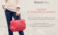 Cool :) #BrandalleyConcours It Bag, Messenger Bag, Satchel, Classy, Fashion Outfits, Clothes For Women, My Love, My Style, Game