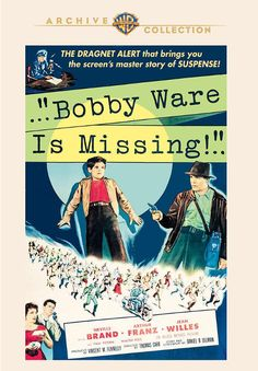 Bobby Ware is Missing DVD Review: And Starring Neville Brand as Indiana Jones - Cinema Sentries