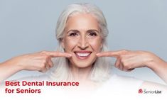 A comprehensive guide to help you understand what you need to know when looking for dental insurance for seniors. Plus the top 10 dental plans. Dental Insurance Plans, Best Insurance, Dental Plans, Insurance Companies, Life Insurance, Dental Health, Oral Health, Dental Care, Health Care