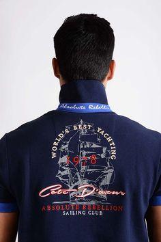 ADMIRAL Navy (back)