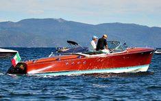 Riva Aquarama 2011 Lake Tahoe