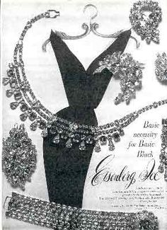 "Eisenberg ""Eisenberg Ice"" Vogue 1960 - Courtesy of Bobye Syverson"