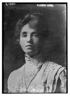 """Eleanor Gates (LOC) by The Library of Congress, via Flickr Wrote the play """"Poor Little Rich Girl"""", later made into a movie starring Mary Pickford."""
