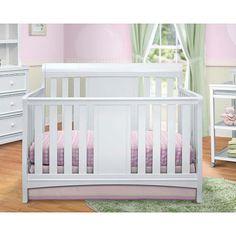 Delta Bennington Lifestyle Convertible 4 In 1 Crib In