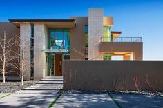 Modern house #exterior