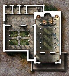 Keep: Ground floor