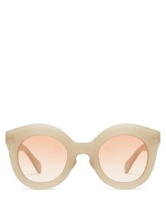 Shawer cat-eye sunglasses | Kaleos | MATCHESFASHION.COM
