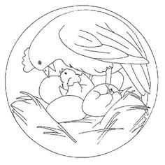 Animals mandala Coloring pages for adults and teenagers free high quality Mandala Coloring Pages, Colouring Pages, Adult Coloring Pages, Coloring Books, Embroidery Applique, Embroidery Patterns, Chicken Drawing, Rangoli With Dots, Black And White Design