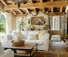 Nice Tuscan interior