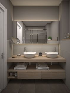 Modern, small and rustic bathroom furniture- Modern, small and rustic bathroom furniture – Moda en Pasarela - Modern Bathroom Decor, Bathroom Interior Design, Bathroom Furniture, Small Bathroom, Master Bathroom, Wooden Furniture, Bathroom Ideas, Outdoor Furniture, Bathroom Toilets