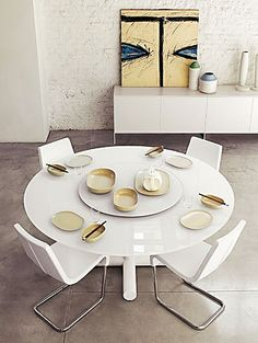 White Ikea Table on Dining Room Table   Eco Friendly Home Furniture Design Ideas Tags