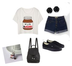 """""""Do you like Nutella?"""" by hous15 on Polyvore featuring Vans and rag & bone"""