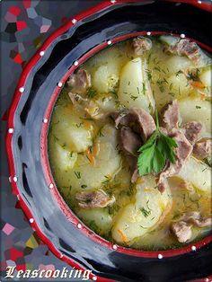 Lea's Cooking: Potato Soup