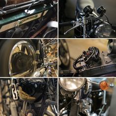 The London Motorcycle Museum has over 200 classic British bikes on display, dating back as far as 1902 Hidden London, Motorcycle Museum, Biking, Britain, History, Historia, Bicycling, Motorcycles, Cycling