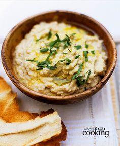 Ranch Hummus #Recipe