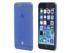 Ultra-thin Shatter-proof Case for 4.7-inch iPhone® 6 - Ice Blue - Monoprice.com