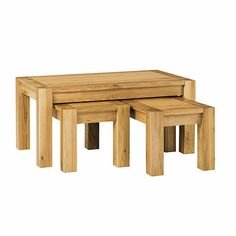 details about oak beam/sleeper coffee table, solid oak, rustic