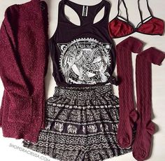 Perfect for anytime of the year <3 Perfect for a lazy day, easy-going day, weekends.