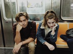 Cole Sprouse and Willow Shields