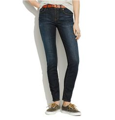 Madewell Skinny Skinny Jeans || Greens for St. Patrick's Day: http://aol.it/Pa3gYO
