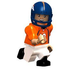 Peyton Manning Denver #Broncos OYO Minifigure. Click to order! - $12.99