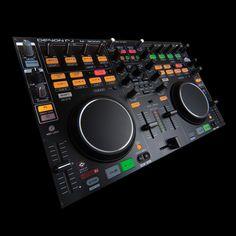 Denon DN-MC3000 DJ MIDI controller