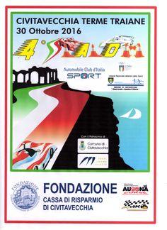 4° Slalom Civitavecchia Terme Traiane Domenica 30 ottobre 2016
