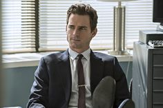 Neal Caffrey in Diamond Exchange