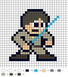 Unus the Untouchable X-Men Perler Bead Pattern Melty Bead Patterns, Perler Patterns, Beading Patterns, Pixel Art Templates, Perler Bead Templates, Minecraft Templates, Dc Comics, Perler Bead Art, Perler Beads